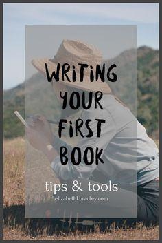 writing your first book via Elizabeth k bradley #bloggingboost