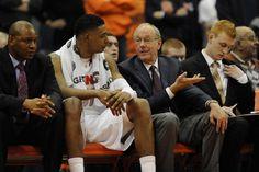 Syracuse C Fab Melo to enter NBA Draft