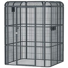 This Bird Aviary is for smaller Parrots to fly around and live in. Shop now. Cockatiel, Budgies, Parrots, Monk Parakeet, Senegal Parrot, Parrot Toys, Parrot Cages, Bird Aviary, Easy Coffee