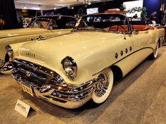 Buick Roadmaster Cabriolet