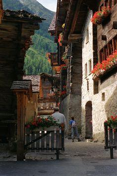 Grimentz, Valais