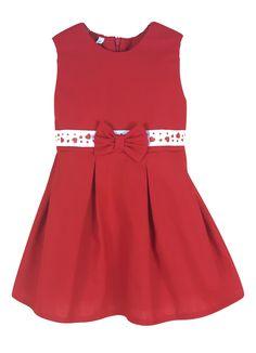 Kids Store, Model, Red, Dresses, Fashion, Vestidos, Moda, Fashion Styles