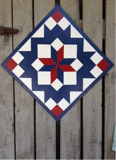 Image goodresult for Barn Quilt Patterns To Paint Barn Quilt Designs, Barn Quilt Patterns, Star Patterns, Quilting Designs, Block Patterns, Quilting Patterns, Star Quilts, Quilt Blocks, Scrappy Quilts