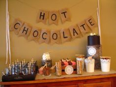 """Photo 1 of 13: Hot Chocolate / Ladies Night """"Crafting & Hot Chocolate Party"""" 