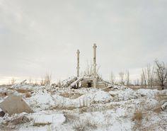 Dust, Nadav Kander - Atlas of Places