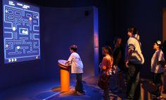Videogames Politely Invade Smithsonian Art Museum