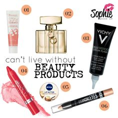 Beauty productss
