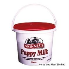 Skinners Puppy Milk 2kg Skinner s Puppy Milk is made from wholesome cow s milk with some of the hard-to-digest fat removed then supplemented with all the vitamins, minerals and trace elements needed for healthy growth.