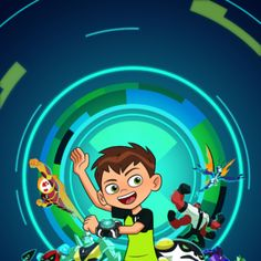 Logos Wallpapers, Posters, Banners and Other Artwork Ben 1000, Ben 10 Party, Character Art, Fandoms, Superhero, Wallpaper, Gallery, Artwork, Kids