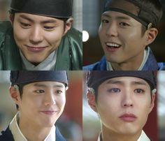 160824 '구르미' 박보검, 진지함·코믹함 오가는 폭넓은 연기 '호평'