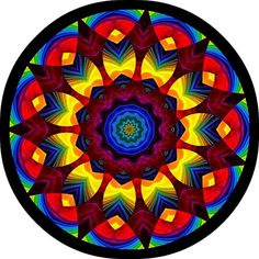 Rainbow Star by Ate My Crayons, via Flickr