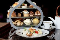 The Ritz-Carlton, Charlotte offers daily Chocolate Afternoon Tea, which presents a contemporary new take on a beloved favorite. The Afternoon Tea features chocolate treats and chocolate scones as well as popular tea savories. Offered 11 a.m. to 3 p.m.