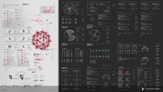 AVENGERS: Age of Ultron - UI Screen Graphics on Behance Interface Design, User Interface, Ui Design, Graphic Design, Avengers Film, Avengers Age, Age Of Ultron, Ultron Marvel, Science Fiction