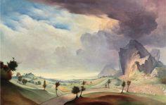 Franz Sedlacek (Austrian, 1891-1945) The Road, 1939