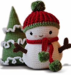 Amigurumis de Navidad | AtodoConfetti - Blog de BODAS y FIESTAS ...
