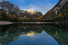 Morning at Braies Lake (Italy) by Friedrich Beren on 500px