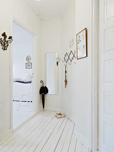hallway corner