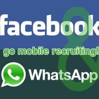 Facebook erweitert Whatsapp – Durchbruch im Mobile Recruiting « Persoblogger.de   Danke, Stefan, für dieses wichtige Update. Das ist in der Tat ein möglicher Durchbruch. Ich bin gespannt, wie es weitergeht.