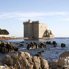 Monastère fortifié de Saint Honorat