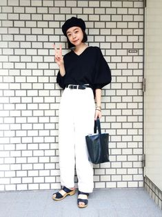 Simple Style, My Style, Fasion, Short Hair Styles, Normcore, Street Style, Female, Womens Fashion, Cute