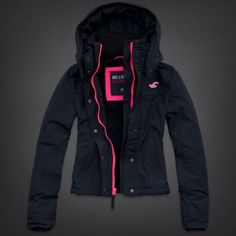 Hollister All-Weather Jacket I like this but it's pretty dang expensive