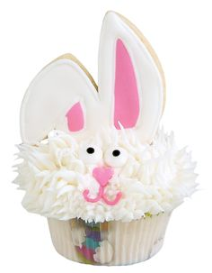 Bunny cookie & cupcake kit! LOVE!