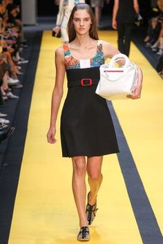 Carven Spring 2015 Ready-to-Wear Fashion Show: Complete Collection - Style.com