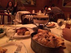 Maria's Mont Blanc: Fondue, This cozy fondue destination has been serving Swiss-Austrian food since 1982.