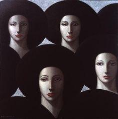 'Oh Sister'  ~  George Underwood