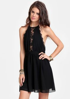 Casting A Spell Lace Detail Dress #threadsence #fashion
