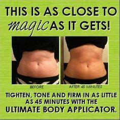 It Works body wraps before and after http://newlifebodywraps.com/ #bodywraps #itworks #fitness