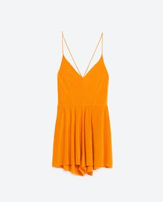 Picture 8 of SHORT JUMPSUIT from Zara