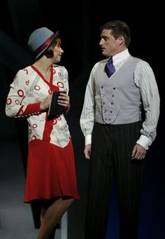 Thoroughly Modern Millie, The Speed Test, costume