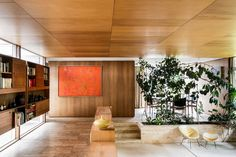 The Iconic, Midcentury Home That Peter Womersley Designed For Bernat Klein Asks $1.02M - Photo 6 of 10 -
