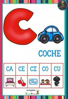 Preschool Learning Activities, Spanish Activities, Pre Kindergarten, Early Literacy, School Colors, Phonics, Homeschool, Education, Spanish Class