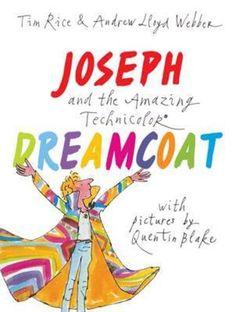 Clip Art Joseph and the Technicolor Dreamcoat
