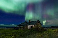 Los 9 mejores destinos del mundo para fotografiar auroras boreales