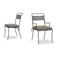 Gregorius Pineo - Tuilerie Garden Arm & Side Chairs