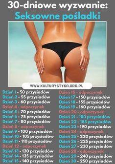 30 dni przysiadów dla seksownych pośladków #cwiczenia #kulturystyka #fit #fitness #motywacja Rewelacyjny system na wzmocnienie mięśni brzucha: 6 Weidera: https://www.kulturystyka.org.pl/modules/news/article.php?storyid=176