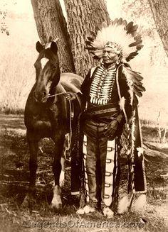 Ute Chief Ignacio