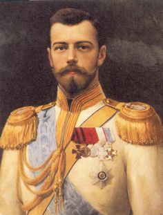 Czar Nicholas II -A dashing figure-it's a shame that he is known for his anti-semitism. In some ways his family and he were victims of their age...and a changing world. Karma-it's not easy being in a position of power.