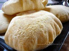 Pane Arabo con lievito madre