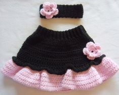 crochet skirt pattern for babies (2)