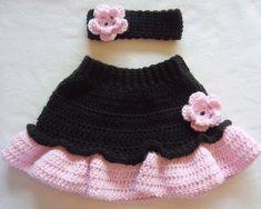 crochet skirt pattern for babies (2)