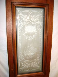 Etches Glass Patterns Panels   Google Search