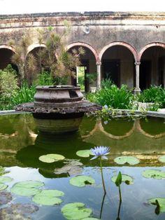 Hacienda Mulsay de la Maggalena.. Merida Yucatan