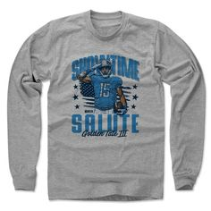 Golden Tate Military Salute Touchdown L