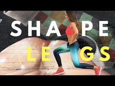 Home Routine for Legs and Buttocks in 10 Minutes | Exercises for all types of Legs - YouTube