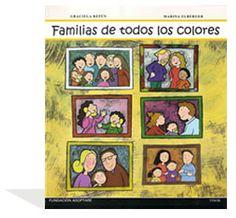 Familias de todos los colores Marina Elberger y Graciela Repun. VISOR