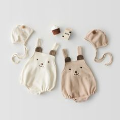 Newborn Baby Costumes Cartoon Baby Bear Cute Cotton Costume with Hat. - Children and mom shop Baby Clothes – Newborn Baby Costumes-Cartoon Baby Bear Cute Cotton Costume with Hat. Baby Outfits Newborn, Baby Boy Outfits, Kids Outfits, Newborn Clothes Unisex, Newborn Clothing, Baby Newborn, Toddler Outfits, So Cute Baby, Cute Babies